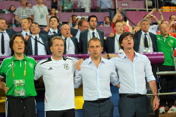 У сборной Германии достаточно оснований, чтобы выиграть