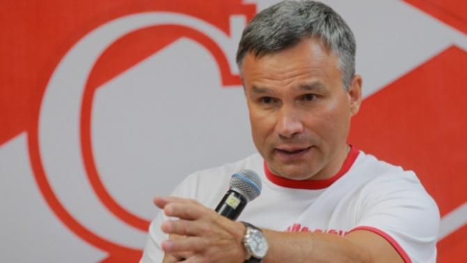 Андрей Сидоренко руководит