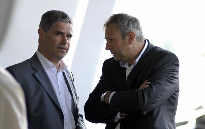 Сергей Румас сейчас занимается больше экономикой страны, чем футболом.