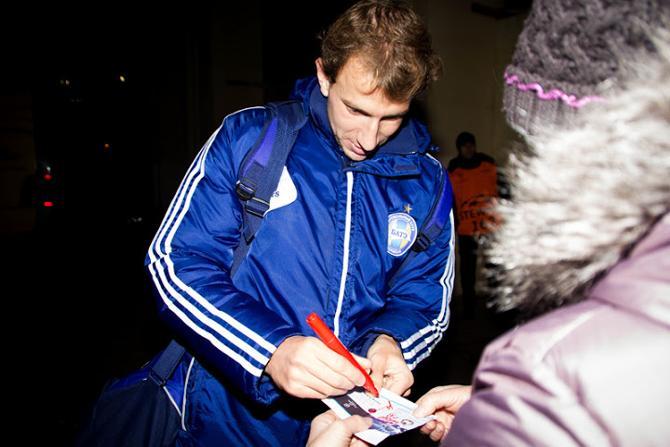 Ренану Брессану показалось, что трибуны «Динамо» собрали меньше 22 тысяч зрителей, указанных в протоколе матча.