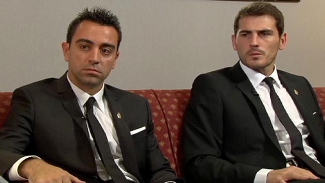 Хави и Икер Касильяс уже вряд ли получат «Золотой мяч»