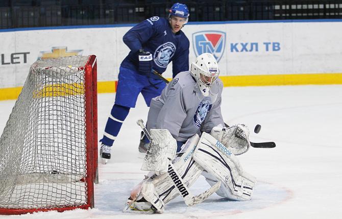 Ян Шелепнев в «Динамо» пока больше тренируется, чем играет