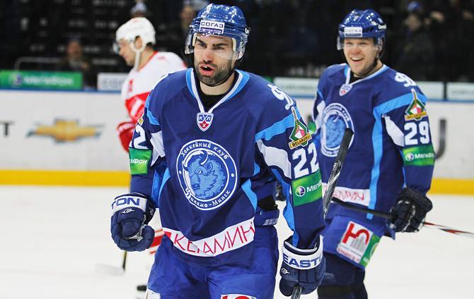 Чех+финн = «Динамо» win