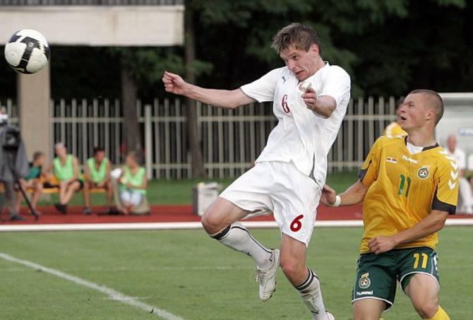 Тигорев провел в сборной уже четвертый матч подряд.