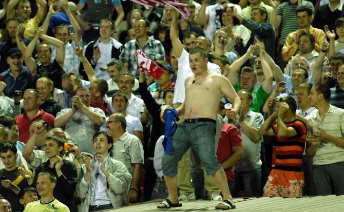 Кому-рто игра белорусов не понравилась, зато результат всех устроил