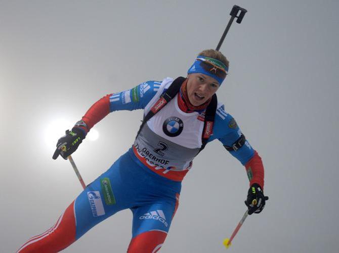 Ольга Зайцева вновь на высоте