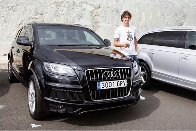 Златан Ибрагимович отдает предпочтением «демократичным» автомобилям