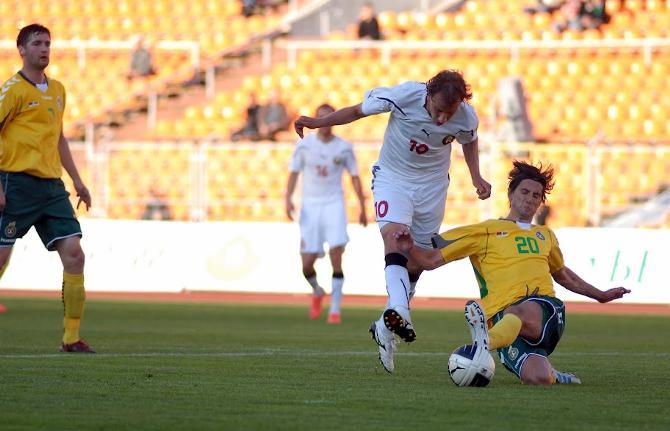 Ренан Брессан считает, что сборной Беларуси надо одержать три-четыре победы, чтобы зрители вернулись на трибуны