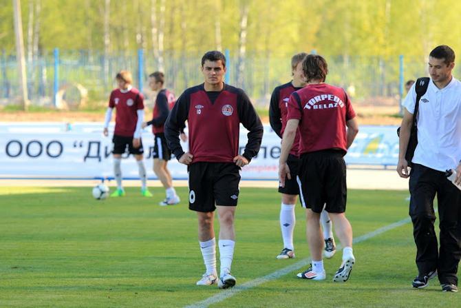 Владимир Юрченко признается, что и Дмитрий Рекиш раздумывает над расставанием с «Торпедо-БелАЗ»