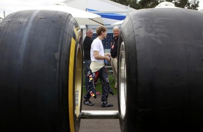 Себастьян Феттель может повторить рекорд Шумахера и  Фанхио.