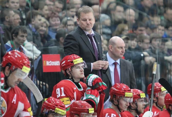 Кари Хейккиля теперь в ответе за весь белорусский хоккей.
