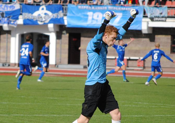 Команда Владимира Курнева обыграла в течение сезона и БАТЭ, и «Шахтер», и «Гомель», и теперь вот «Динамо»
