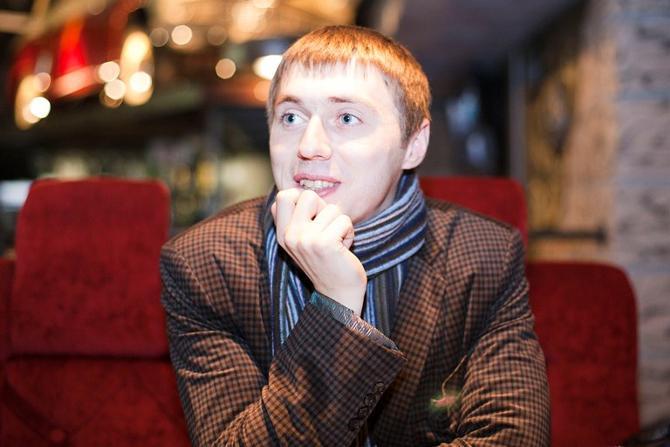Владимир Гучек не очень пригодился белорусскому телевидению, зато нашел свое место в Москве
