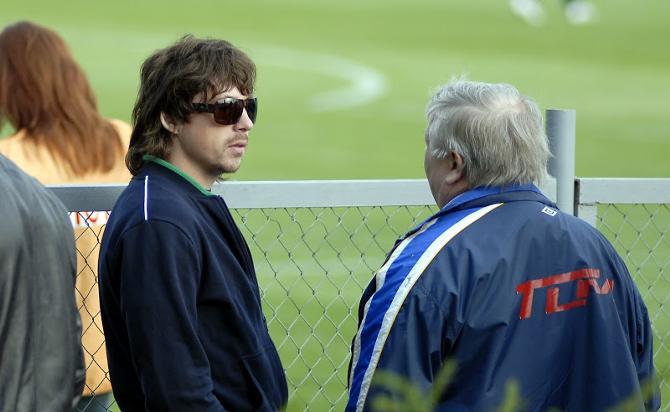 Леонид Ковель не встречал футболистов, которые бы играли за экипировку