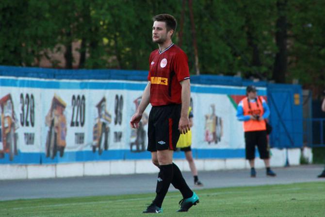 Александр Папуш, кажется, не считает себя героем матча с минским «Динамо»