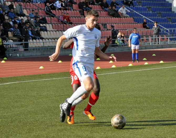 Юрий Королюк едва не закончил с футболом