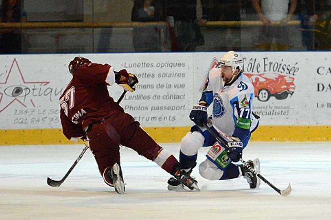 В первом матче турнира Александр Китаров забросил, а второй пропустил из-за травмы
