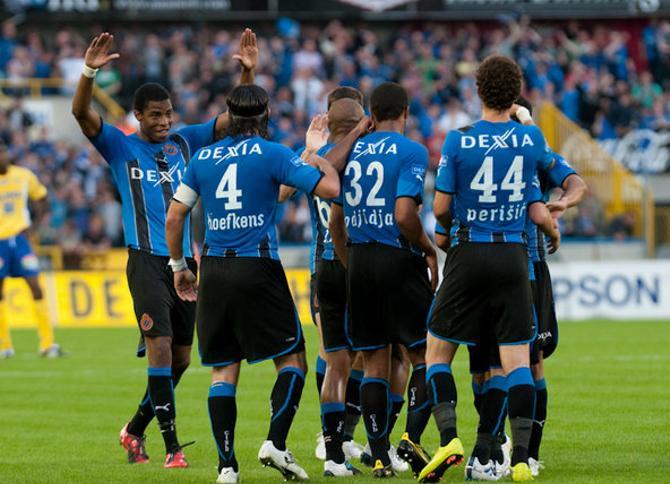 Победа 4:1 позволила болельщикам и футболистам забыть проигрыш в первом туре.