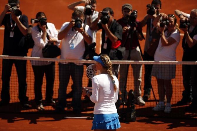 Виктория Азаренко выиграла второй турнир подряд, чего с ней еще не случалось.