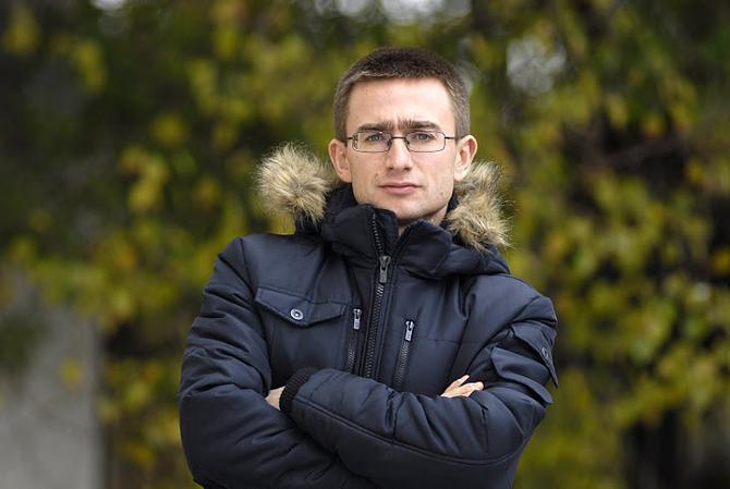 Роман Стронгин надеется в скором времени стать ведущим ток-шоу