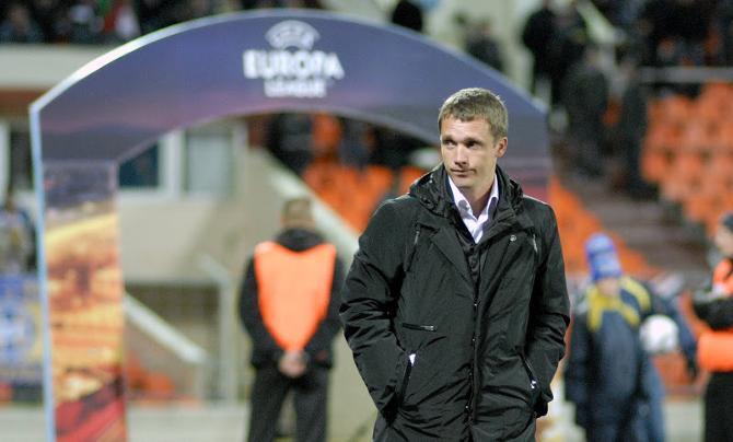 С именем Виктора Гончаренко связаны главные европейские успехи белорусского футбола.
