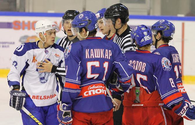 В прошлом сезоне матчи «Юности» и «Динамо-Шинника» регулярно сопровождались драками. В этом страстям не дали разгореться