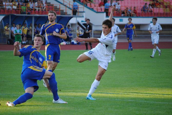 Владимир Хващинский хочет завоевывать трофеи