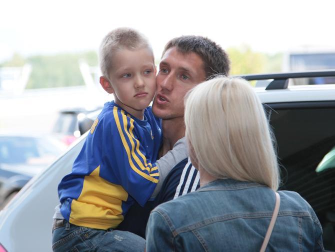 Артем Радьков считает, что в в Беларуси нет таких футболистов, как Александр Глеб
