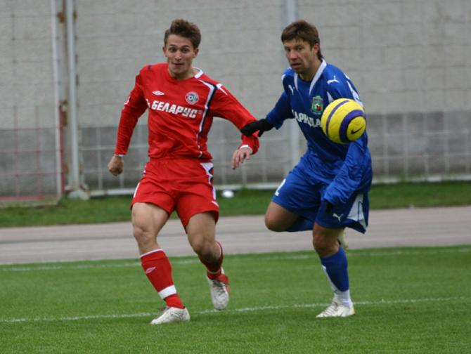 Дмитрий Калачев (справа) пострадал за правду?