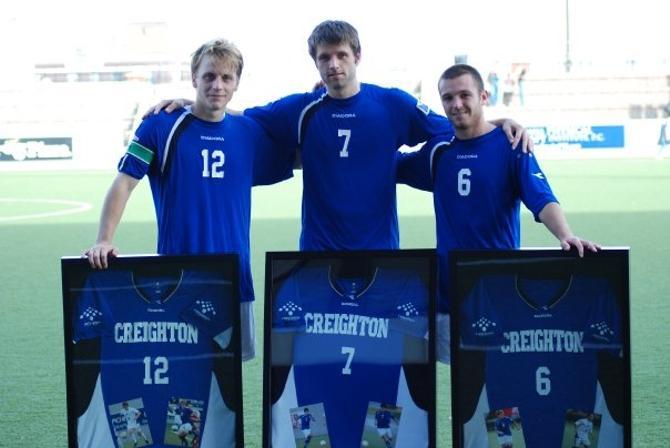 Андрей Гоцманов (в центре) является одним из лидеров