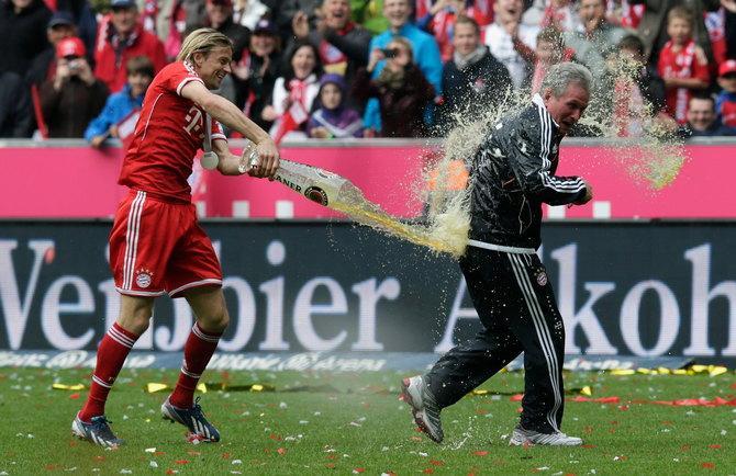 Юпп Хайнкес–самыйвозрастнойтренер-победитель немецкого первенства