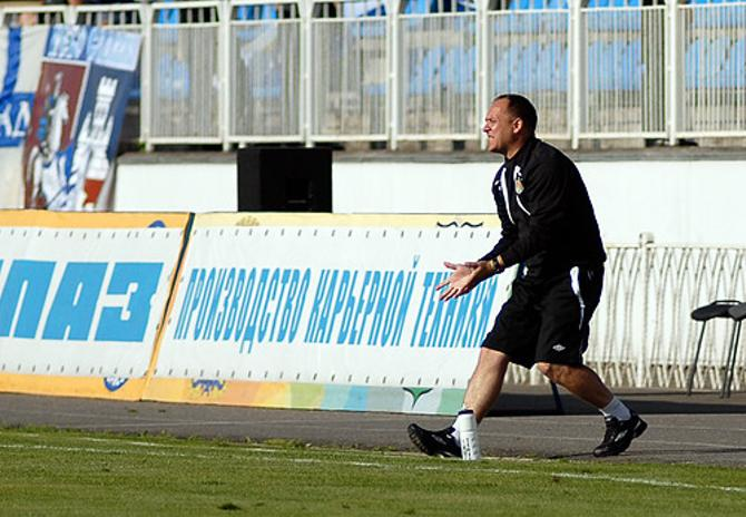 Александр Бразевич ко всему готов