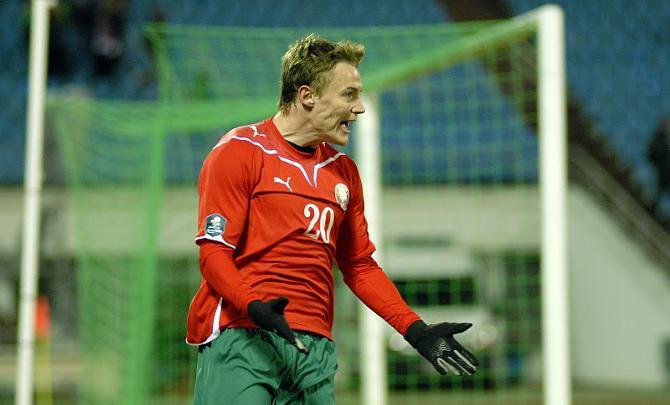 В нынешнем сезоне Виталий Родионов стал спецом по быстрым голам