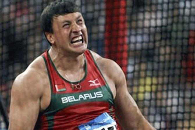 Долгое время Иван Тихон являлся эдаким символом отечественного спорта.