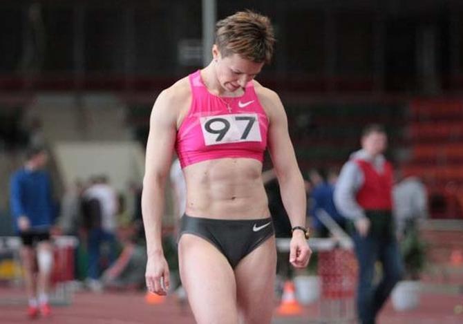 Возможно, Олимпиада в Лондоне станет лебединой песней Юлии Нестеренко