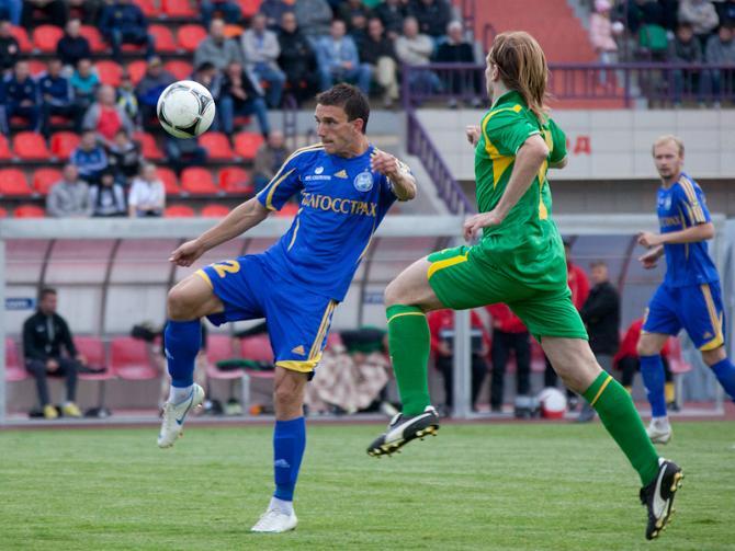 При всем уважении к игрокам, матч в Гродно меньше всего запомнился футболом