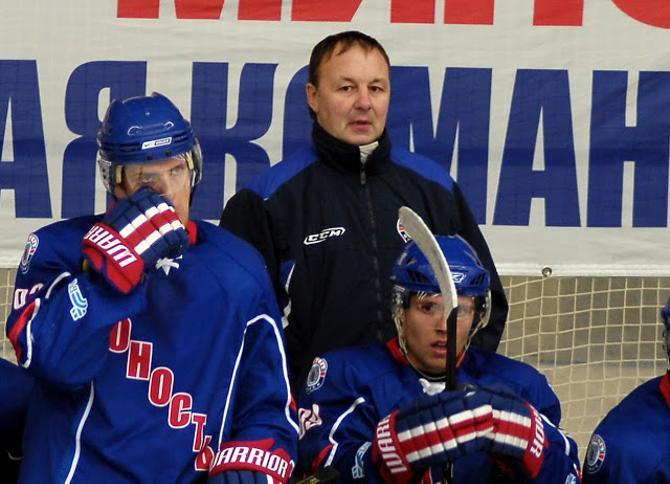 Похоже, что Михаил Захаров вернулся в ОЧБ