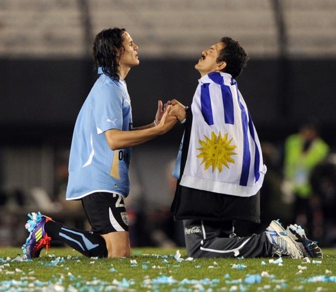 Уругвайцам есть за что поблагодарить Бога.