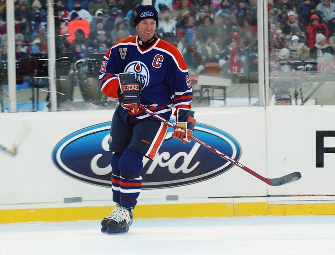 Такую команду, как «Ойлерс» времен Гретцки в НХЛ сейчас не собрать