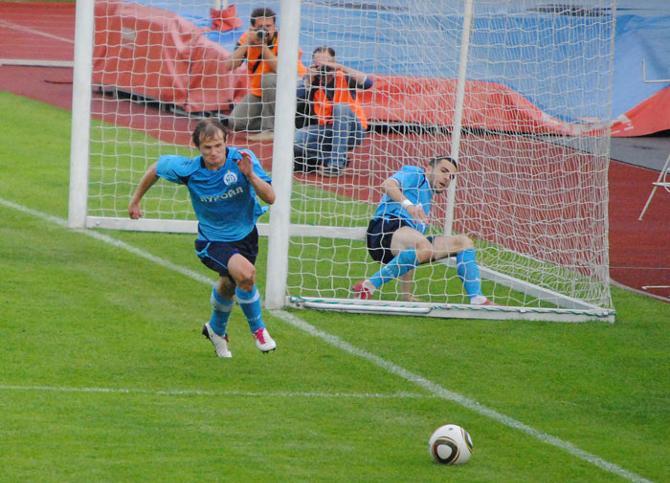 Все мячи в динамовским дерби влетели в ворота столичной команды.