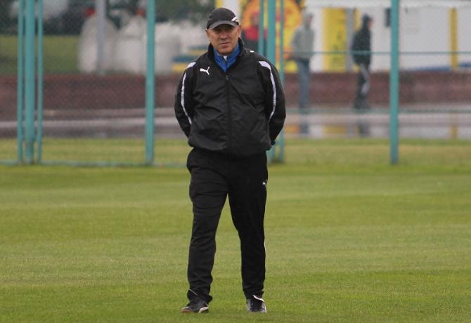 Георгий Кондратьев не любит матчи, на которых много зрителей