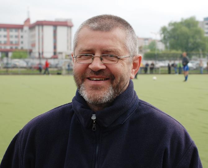 Уладзімір Люкевіч не чакаў, што ў Брэсце будзе столькі аматараў футбола