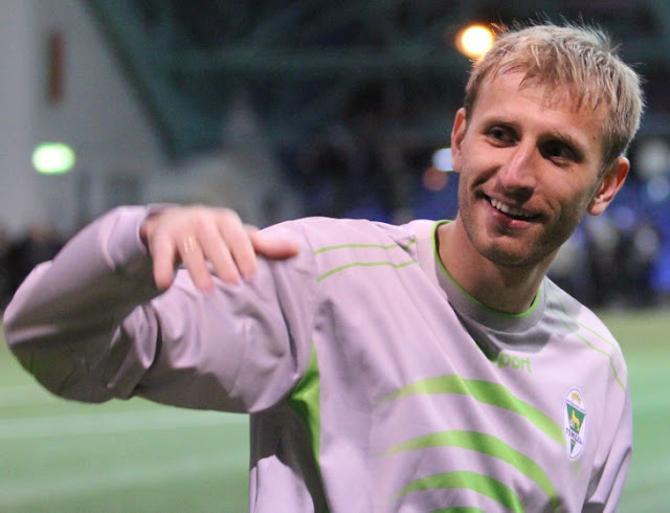 Владимир Бушма не прочь, чтобы в Беларуси к спортсменам относились так же, как заграницей