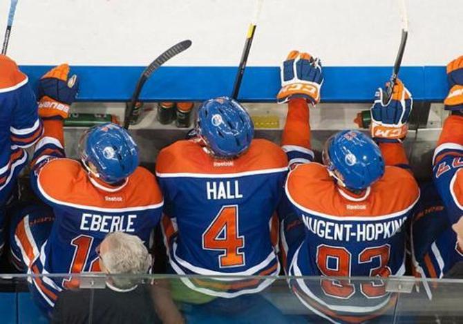 Молодежное звено «Эдмонтона» – самое перспективное во всей НХЛ.