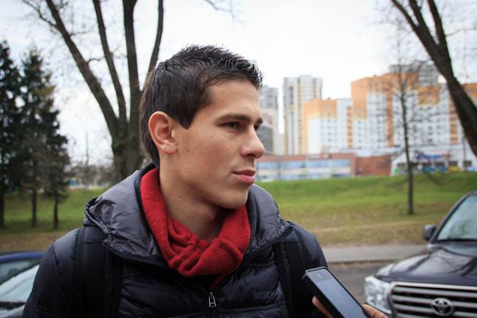 Владимир Хващинский не скрывает, что условия личного контракта в минском «Динамо» гораздо лучше, чем в брестском