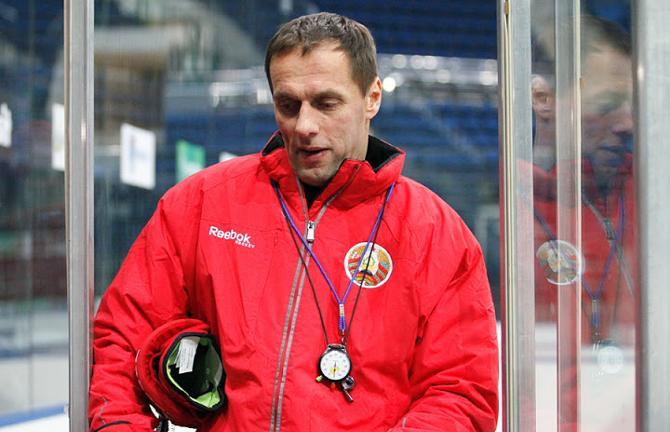Любомира Поковича радует интерес белорусских болельщиков к хоккею.