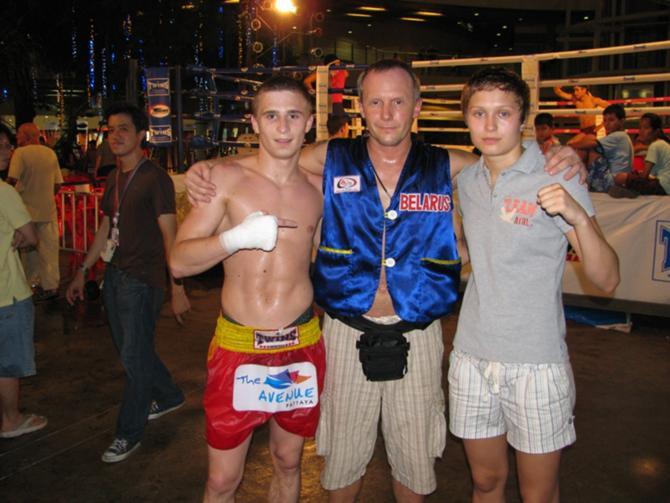 Алла Ивашкевич верит, что свой чемпионский пояс она еще завоюет