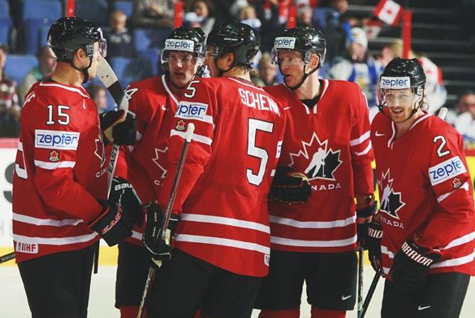 Традиционно канадцы являются одними из главных фаворитов чемпионата мира.