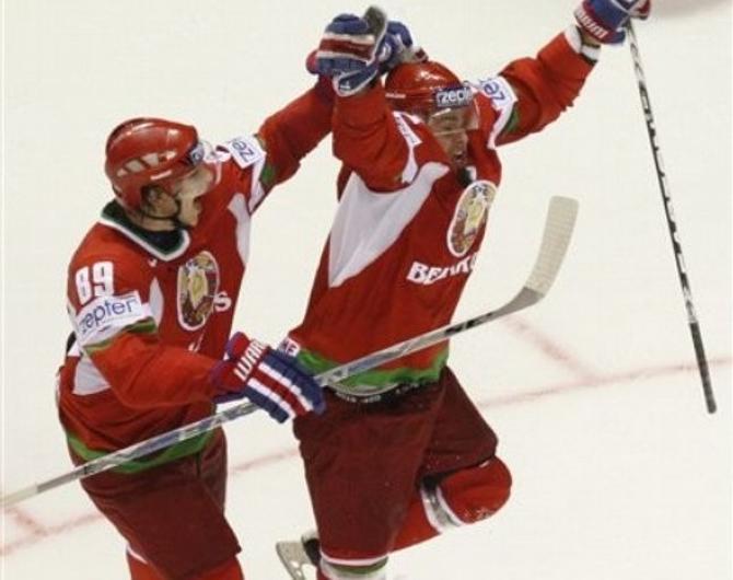 Впервые у белорусов есть повод для радости.