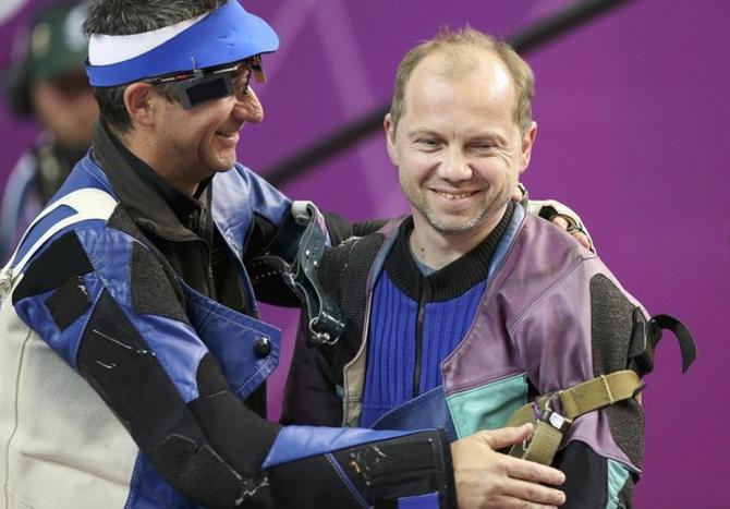 Сергей Мартынов: скромная улыбка победителя